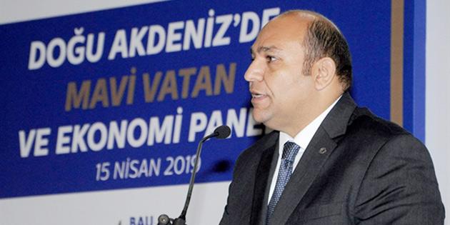 """""""MAVİ VATAN SAHİPSİZ DEĞİLDİR"""""""