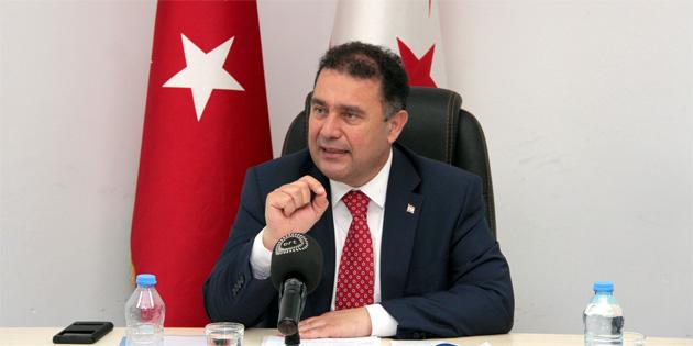 """Saner: """"Pile köyündeki Türk egemenlik hakları hiçbir şekilde sorgulanamaz"""""""