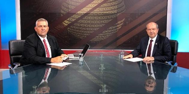 """Başbakan Tatar: """"Yaklaşık 100 günde çok şeyler yapılmıştır"""""""