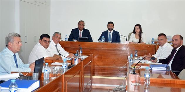 Ekonomi, Maliye, Bütçe ve Plan Komitesi çalışmalarına devam etti