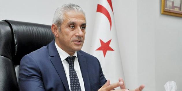 """"""" Türkiye ve Kıbrıs Türkü'nün haklarını hiçe sayanlara gereken yanıt verilmelidir"""""""