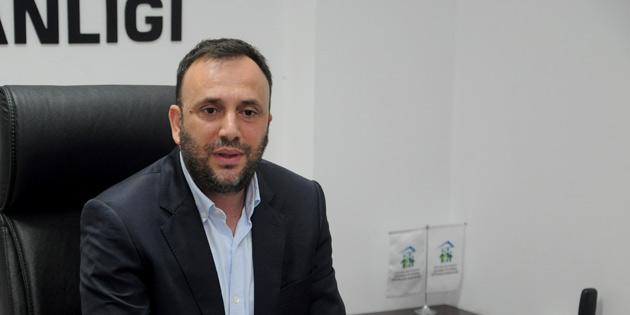 """""""GURUR VERİCİ İCRAATLAR YAPMAYI BAŞARDIK"""""""