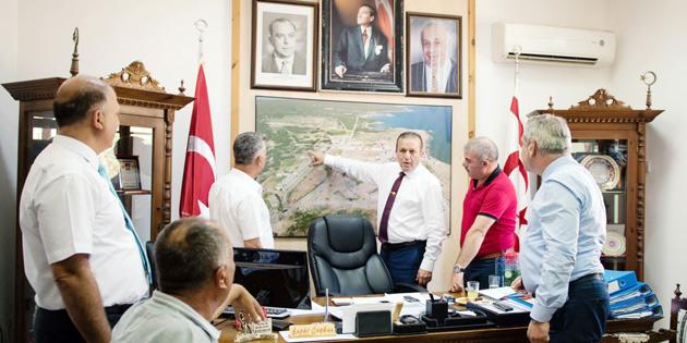 """""""KARPAZ'IN MAĞDURİYETLERİ GİDERİLECEK"""""""