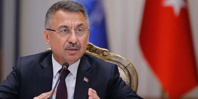 """Oktay: 'Sonuna kadar Kıbrıs Türkü'nün yanındayız"""""""