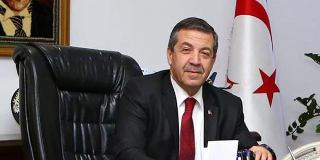 """""""İki devlet masaya oturacaksa müzakere sürecine varız"""""""