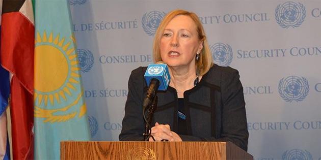 """""""BM Genel Sekreteri tarafları bekliyor"""""""