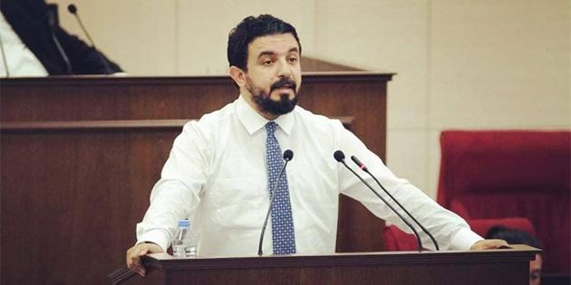 YDP'den Serdar Denktaş'a Dome Otel konusunda eleştiri