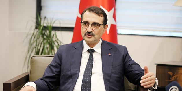 'DOĞU AKDENİZ'DE ÜMİT VAR'