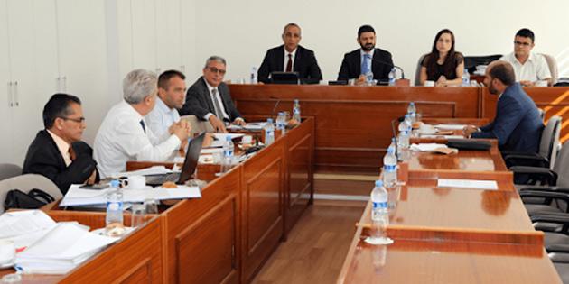 Ekonomi, Maliye, Bütçe ve Plan Komitesi Ankara'ya gidecek