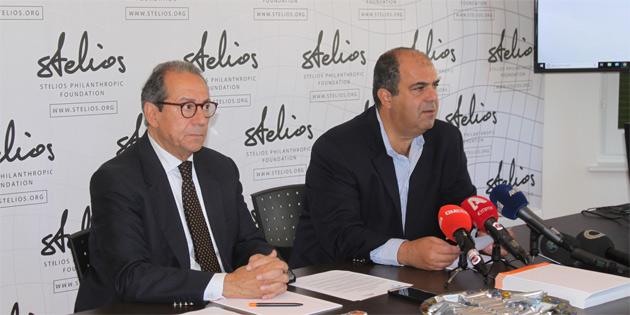 Stelios Filantropi Vakfı iki toplumlu projeler için başvuru alınmaya başladığını açıkladı