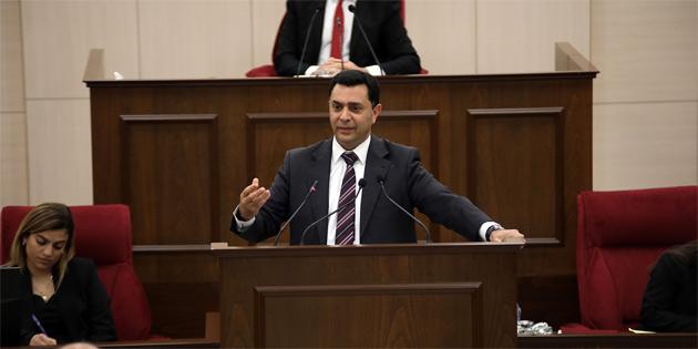 Mecliste, ağırlıkla Kıb-Tek'in yeni elektrik tarifesi ve dövizle yapılan sözleşmelerde kur sabitlemesi konuları tartışıldı