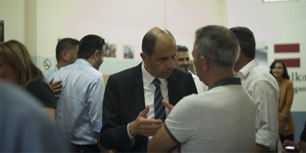 Halkın Partisi Akdoğan temsilciliği açıldı