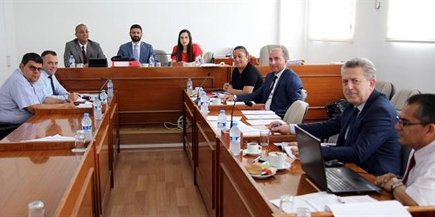 Mali yönetimi ve Kontrol Yasa Tasarı, Ekonomi, Maliye, Bütçe ve Plan Komitesi'nde görüşülüyor
