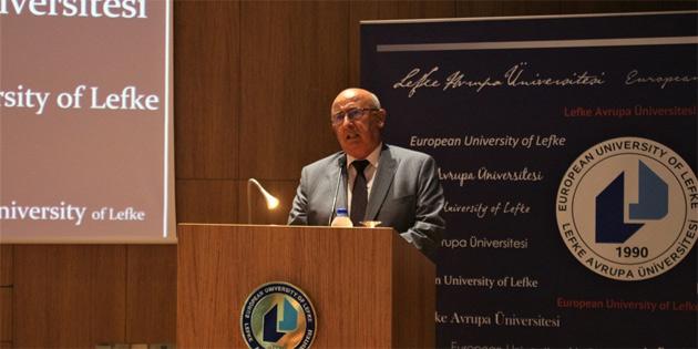 Özyiğit LAÜ 2018-2019 Akademik Yılı açılışına katıldı