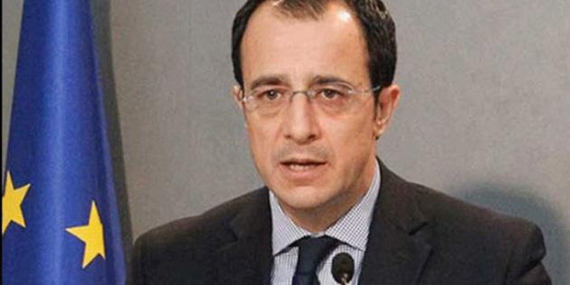 """Hristodulidis, Maraş ve """"Nautical Geo"""" gemisi konusunda AB ve BM'ye mektup gönderdi"""