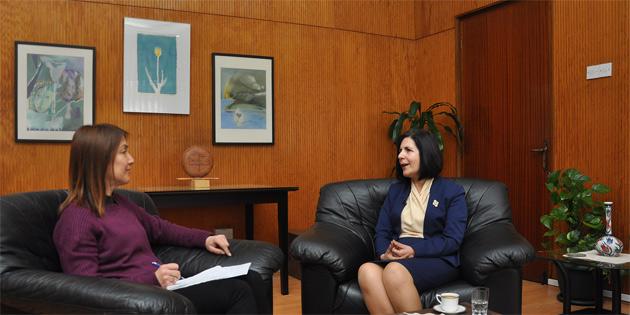 Sibel Siber, Meclis Başkanı sıfatıyla son röportajını TAK'a verdi