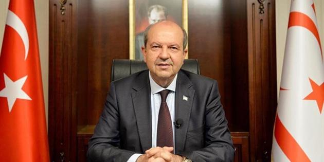 Cumhurbaşkanı Tatar, Borrell ile telefon görüşmesi yaptı