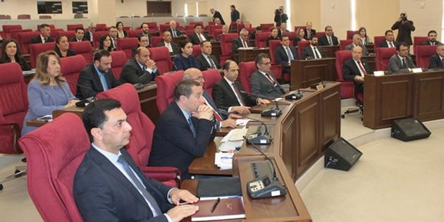 Meclis'in olağanüstü toplantısı tamamlandı