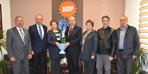 """Tatar: """"Türkiye'nin etkin ve fiili garantisinden vazgeçmeyeceğiz"""""""