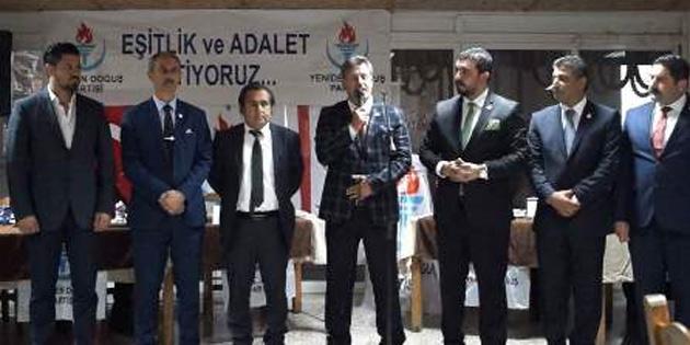 """""""KKTC şu anda Türkiye'nin oksijeniyle, oksijen çadırında yaşayan bir ülke"""""""