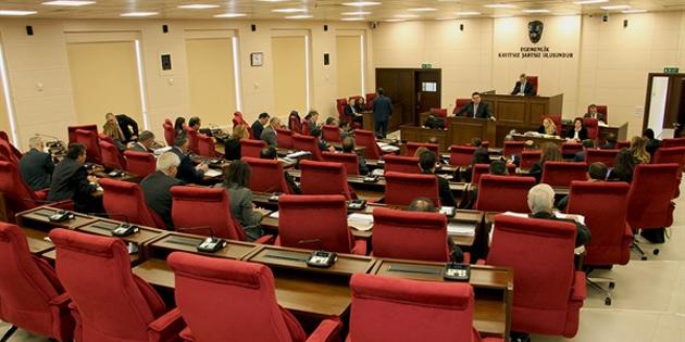 Meclis'te turizm ve polis konuşuldu
