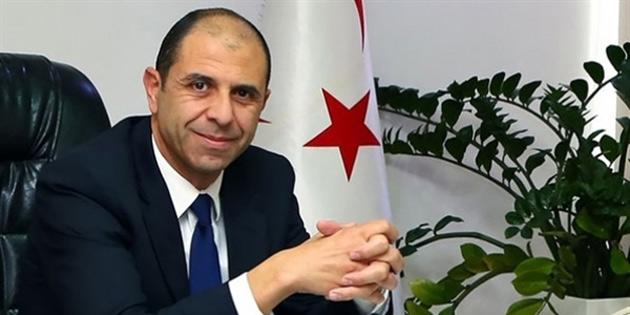 Özersay: 'Koalisyon hükümetinin kurulup kurulmayacağı henüz netleşmemiştir'