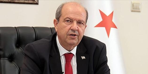 """Tatar: """"Hükümet, Türkiye ile istişare ve işbirliği içinde Rum tarafının statükoyu Kıbrıs Türkü'nün aleyhine kullanmasına dur demek kararlılığındadır"""""""