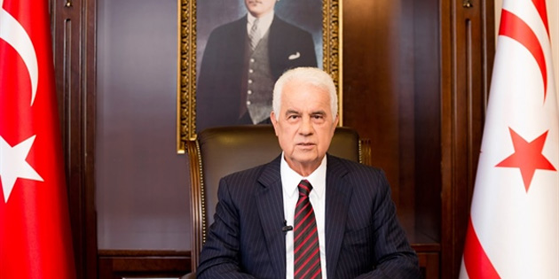 """"""" Kıbrıs Türk halkı 20 Temmuz sayesinde devlet kurduğu bir olguya kavuşmuştur"""""""