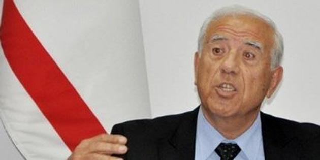 """""""Birleşik bir Kıbrıs'ı düşünme akla, mantığa ve gerçeklere aykırı"""""""