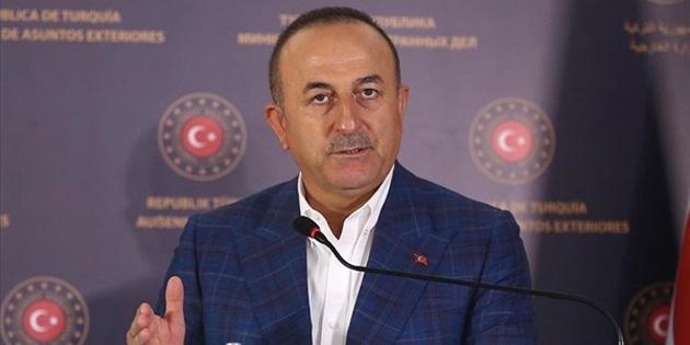 """Çavuşoğlu: ' Federasyon için artık ucu açık, sonuç alınmayacak maceraya giremeyeceğiz"""""""