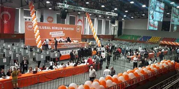 UBP'nin milletvekili adayları belirlendi