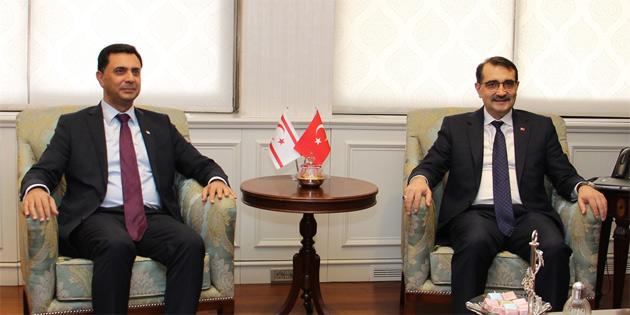 Ekonomi ve Enerji Bakanı Özdil Nami, Ankara temaslarını değerlendirdi
