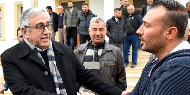 'HAKLARIMIZA SAHİP ÇIKMA MÜCADELESİ DEVAM EDECEK'