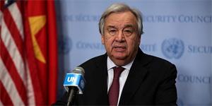 Guterres, Kıbrıs konusunda ilgili tarafları en yakın tarihte toplantıya davet edeceğini açıkladı