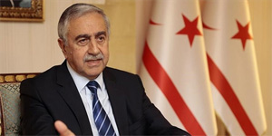"""Akıncı: """"Kıbrıslı Rum Lider Anastasiadis bir olumlu oy ilkesini şeytanlaştırmaya devam ediyor"""""""