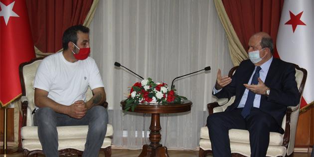 """Başbakan Tatar: """"Kapılar konusunda Güney Kıbrıs'la temasa geçilecek"""""""