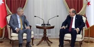 """Tatar: """"KKTC'nin çehresi değişecek"""""""
