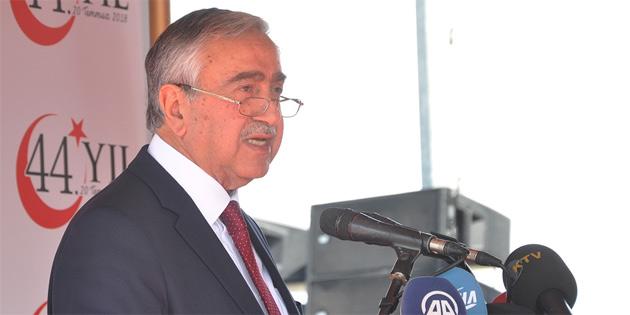 """""""Kıbrıslı Türklerin nabzı her zaman barıştan, çözümden, işbirliğinden yana attı'"""