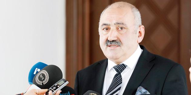 """""""SİYASİ EŞİTLİĞİ ŞEYTANLAŞTIRMAYIN"""""""