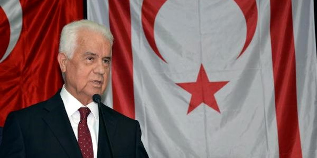 Derviş Eroğlu: 'Kıbrıs Türklerinin en büyük şansı Türkiyeli Türklerdir'