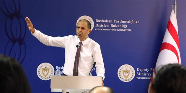 """Özersay: """"Cumhurbaşkanlığı seçimi partilerin değil halkın seçimi olmalı"""""""