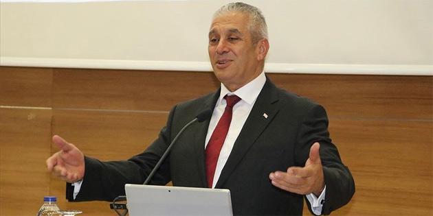 Taçoy: 'Doğu Akdeniz'de doğal gaz arama çalışmalarımız sonuç alınana kadar devam edecek '