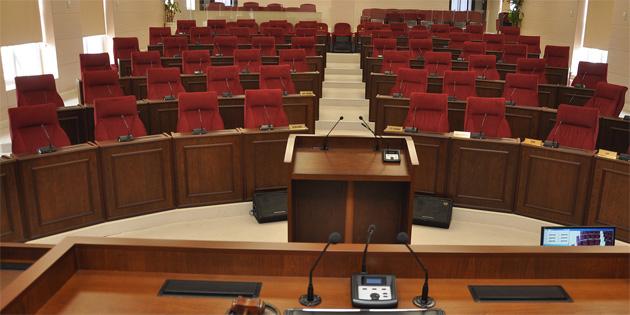 Meclis'teki ant içme törenine Cumhurbaşkanı Akıncı da katılacak
