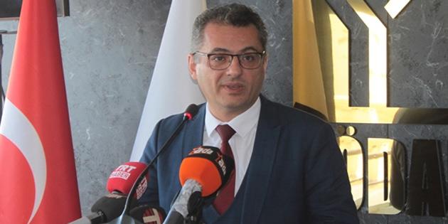 """Erhürman: """"Bilim diplomasisi Kıbrıs Türk halkının kendini anlatması için önemli bir araç"""""""