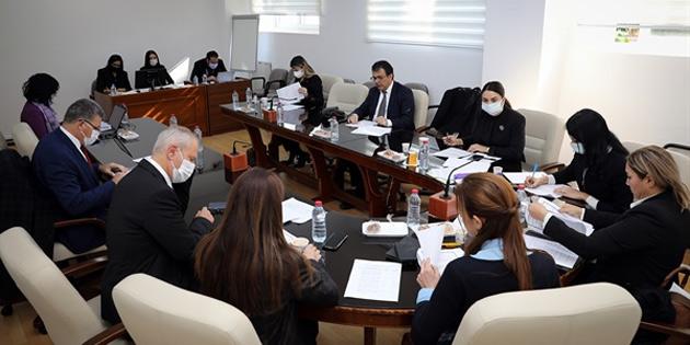 """""""Lefkoşa 100 yataklı pandemi hastanesi ve Lefkoşa 500 yataklı hastane yapımına ilişkin protokol yasa tasarısı"""" onaylandı"""