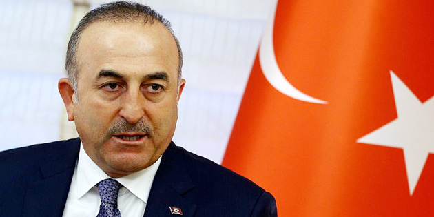 """""""TÜRKİYE VE KKTC KARARLI"""""""