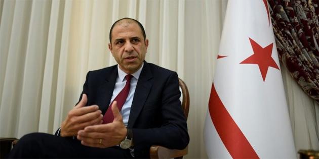 """""""Ne Kıbrıs Rumlarının ne de şirketlerin bizim adımıza, tek yanlı çalışma yapmasına izin vereceğiz"""""""