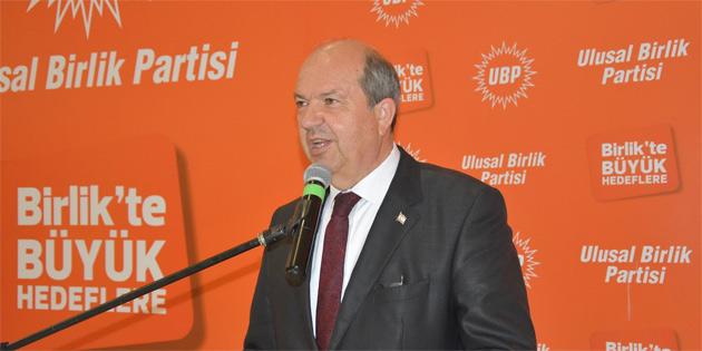 """""""UBP muhalefet De yapar, hükümet de olur"""""""