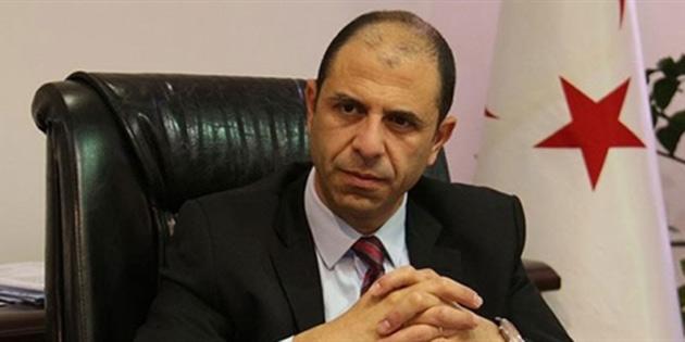 Özersay, Kılıçdaroğlu'na yapılan saldırıyı kınadı