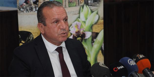 """Ataoğlu: """"Turist sayısı 876 binden 1 milyon 140 bin'e çıktı"""""""